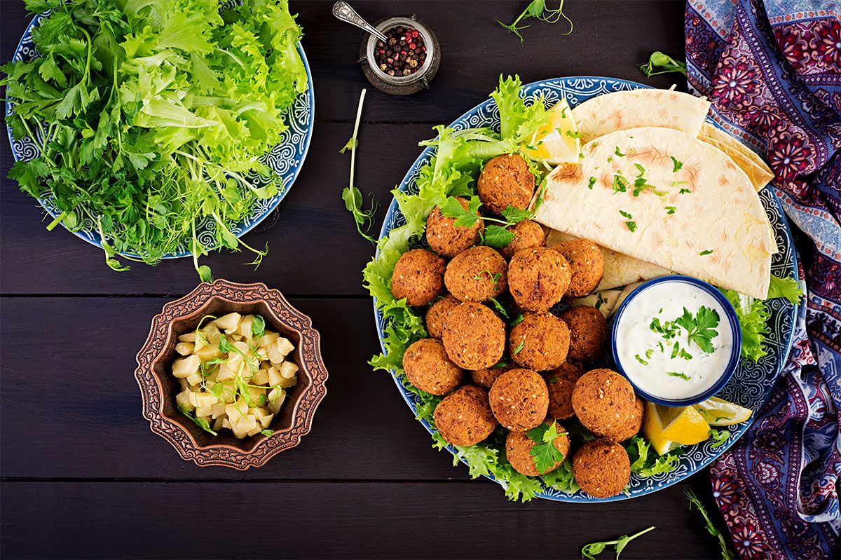 Authentic Falafel Recipe